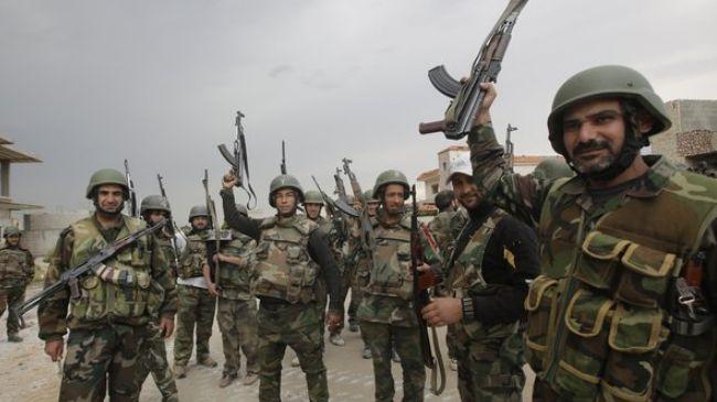 ODUVALI DŽIHADISTE: Velika pobeda Asadove vojske, teroristi predali čitav grad (MAPA)