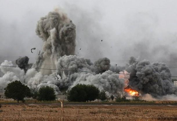 bombardovanje
