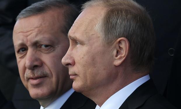 ŠTA SE KRIJE IZA ULASKA TURSKE U SIRIJU: Pomirenje Erdogana sa Putinom bilo taktičko, kao i puč u Turskoj..?