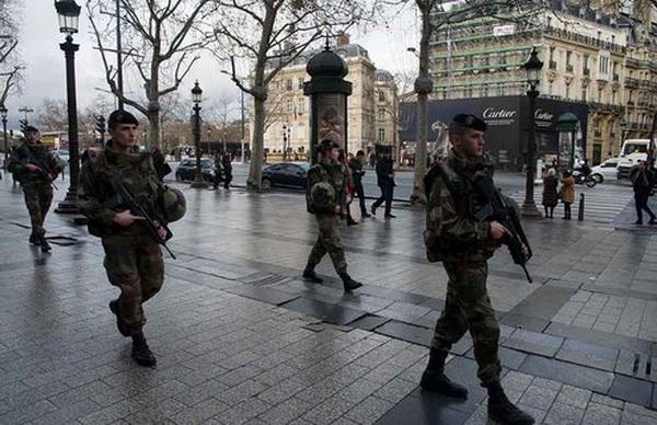 francuska- vojska- vojnici 1