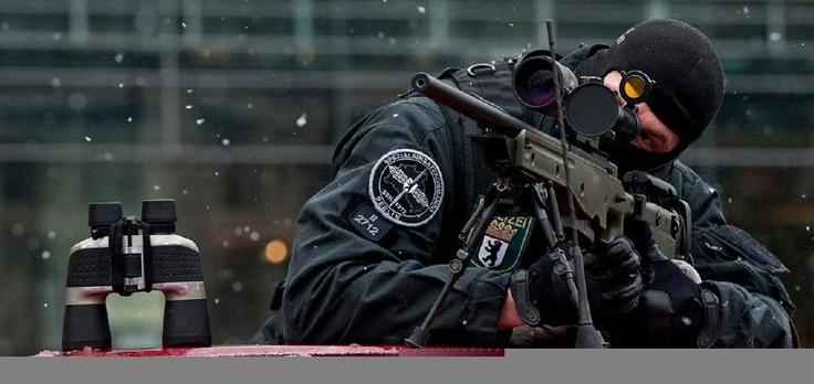 nemačka- snajperista- policija