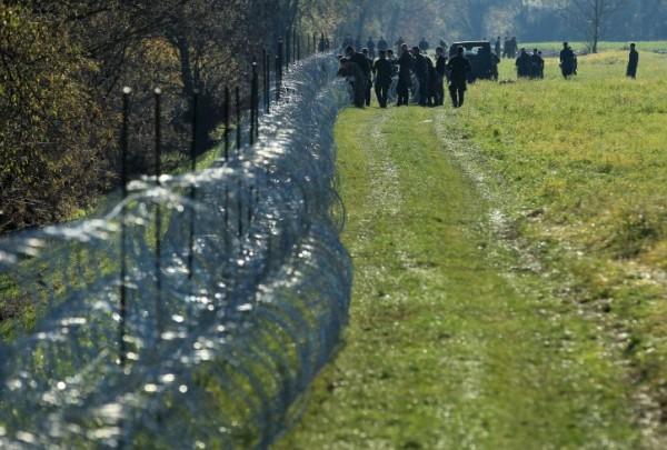 ograda- granica- vojska