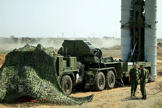 rakete- sistem- S400- rusija