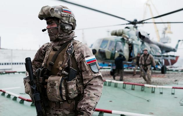 rusija- specnaz- vojska