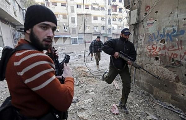 sirija- rat