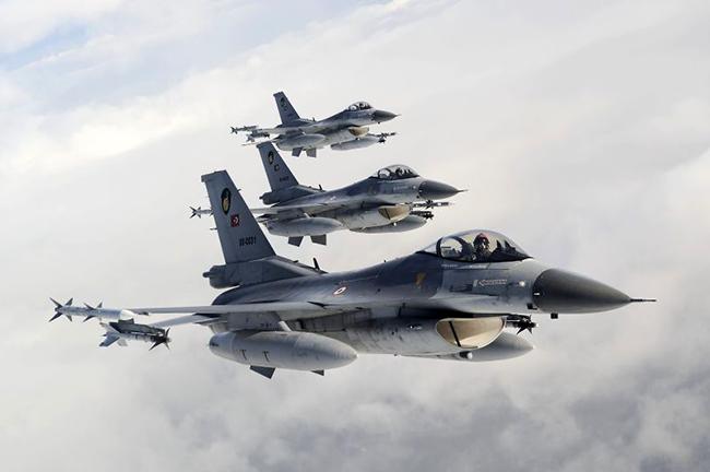 f16- avioni- turska