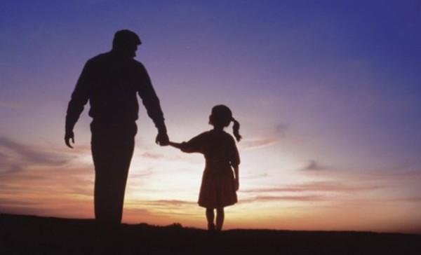 otac- kcerka