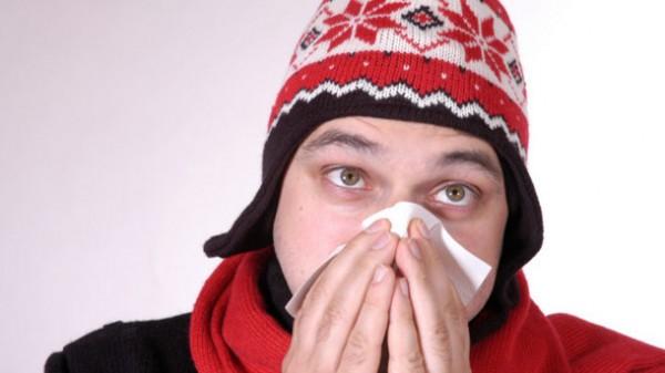 prehlada- covek