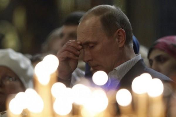 ROĐENjE HRISTOVO U RUSIJI! Evo gde je Vladimir Putin dočekao Božić! (VIDEO)