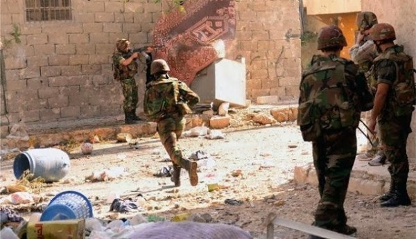 Asadova vojska oslobodila 1300 km2 i naterala u beg teroriste preko granice (VIDEO/MAPA)