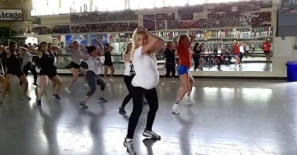 trudnica-ples