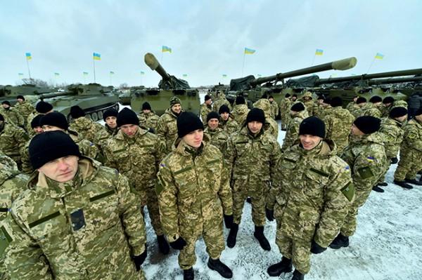 """OTKRIVENO- AKO UĐU, NASTAĆE PRAVA KLANICA: Ukrajinska armija sprema napad na """"Novorusiju"""" iz četiri pravca! (MAPA+VIDEO)"""