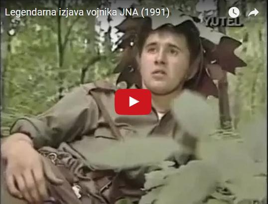 vojnik- JNA
