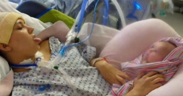 zena- beba- bolnica