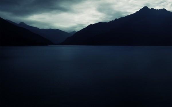 Jezero-mrak