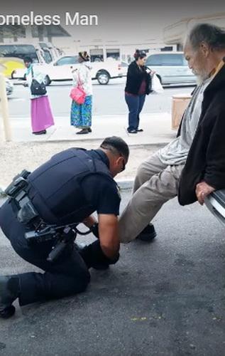 beskucnik- policajac