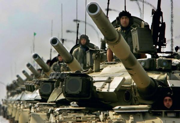 ZAPAD I NATO U PARANOJI: Putin za 36 sati može da pregazi sve baltičke države?!