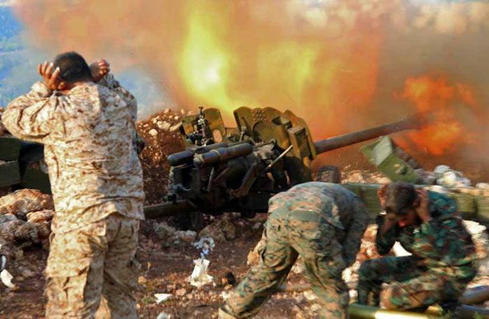 sirija-vojska-haubica-rat-granatiranje