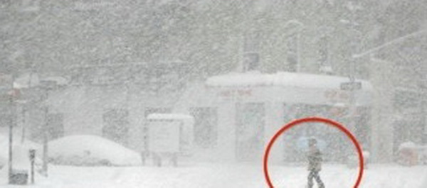 sneg- oluja