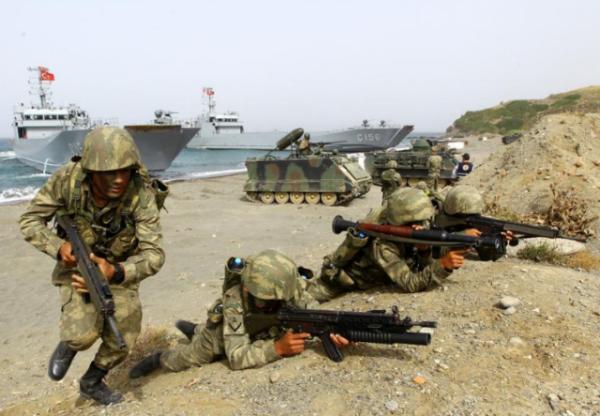 turska- vojska