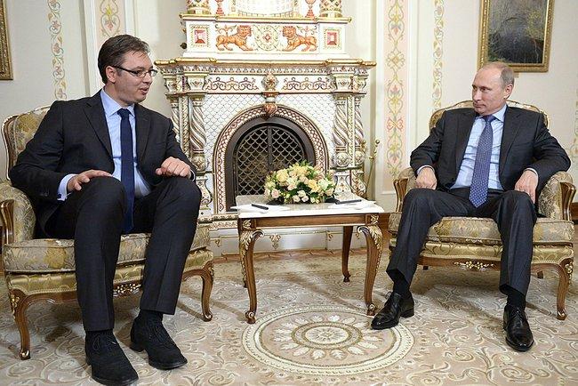 vucic-putin-kremlj-razgovor-politika