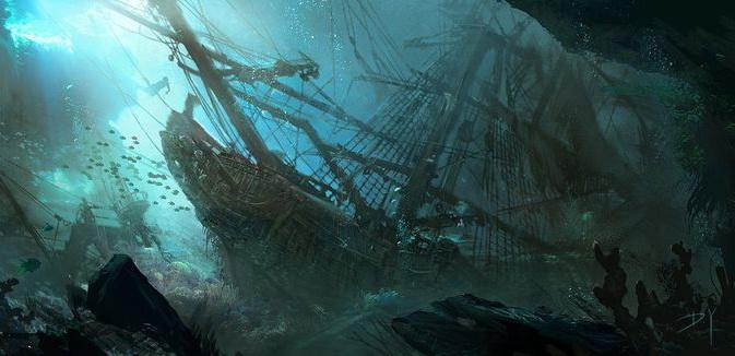 brod- drevno