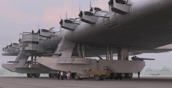 rusi- avion