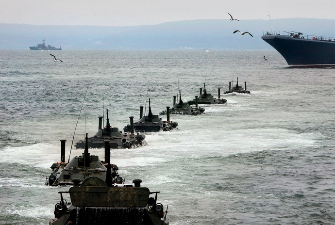 rusija- brod- mornarica