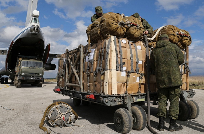 rusija- vojska- iljusin- sirija