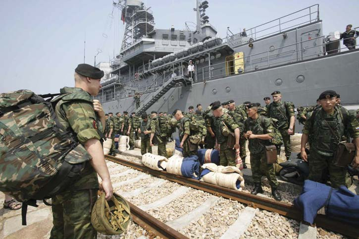 ČIŠĆENJE SA BLISKOG ISTOKA: Rusi preuzimaju američku vojnu bazu Indžirlik u Turskoj!
