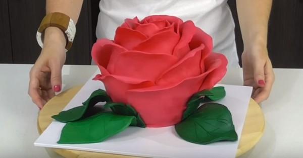 ruza-torta
