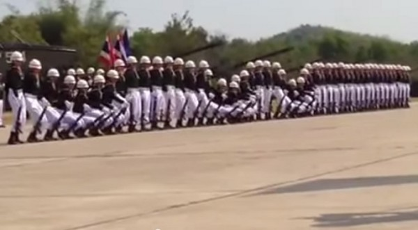 tajlandska-vojska