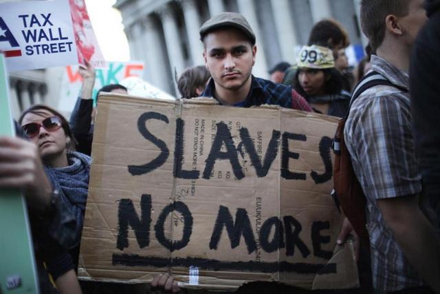 amerika- protest- siromastvo