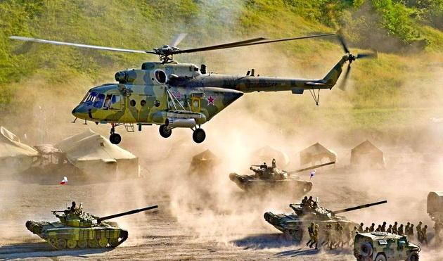 rusija- vojska- helikopter- tenk