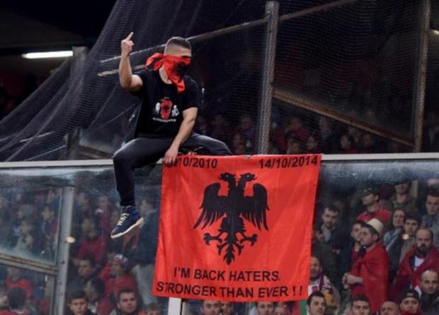 albanci- navijaci