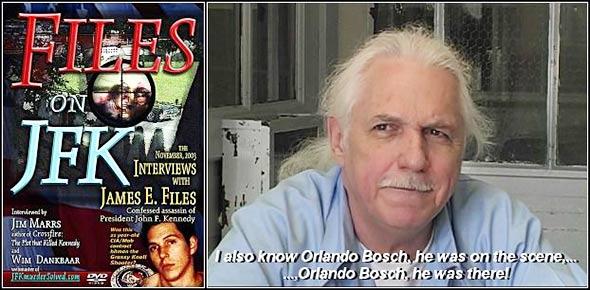 JAMES FILES TVRDI: JA SAM UBIO J. F. KENEDIJA I TO PO NAREĐENJU MAFIJE I CIA-E (VIDEO)