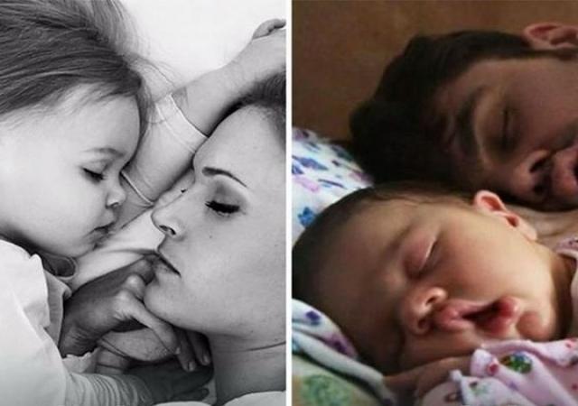 majka-dete-otac