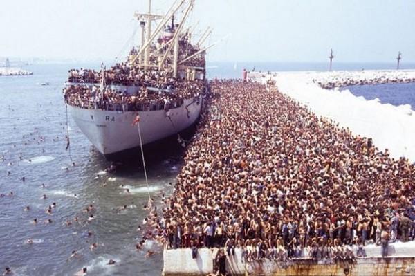 migranti- brod
