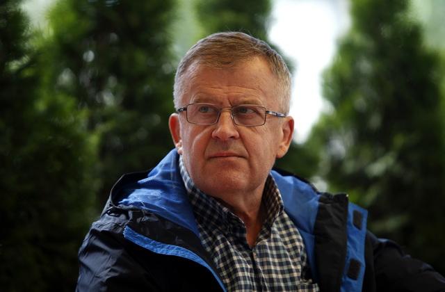 Dragoljub Milanovic, RTS