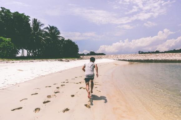 trcanje-na-plazi