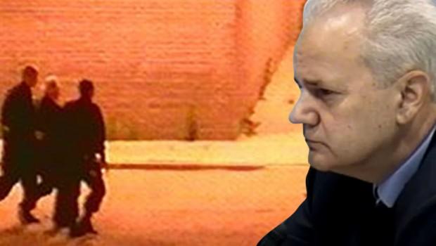 Milosevic- hapsenje