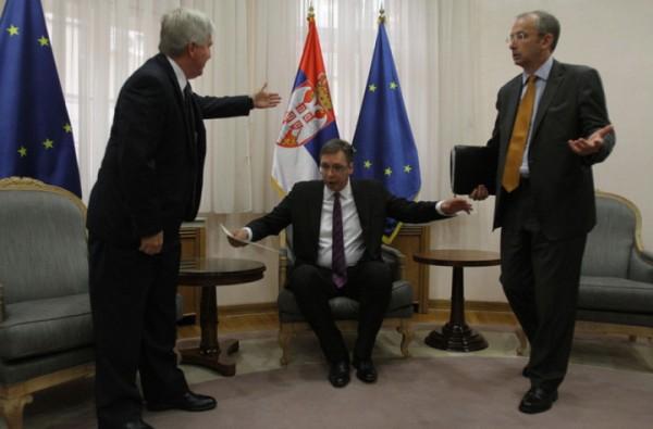 Vucic-ambasadori