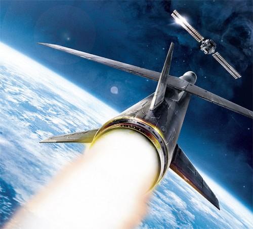 raketa- satelit
