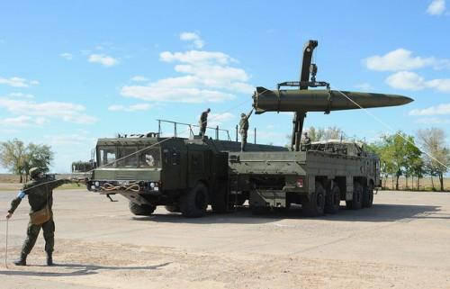rusi- iskander- rakete