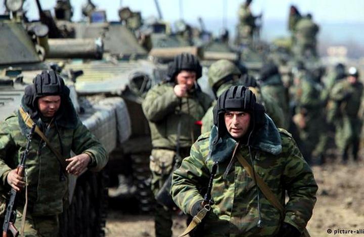 rusi- vojnici- tenkovi