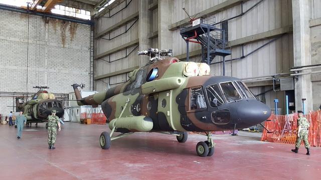 srbija- helikopter- Mi17