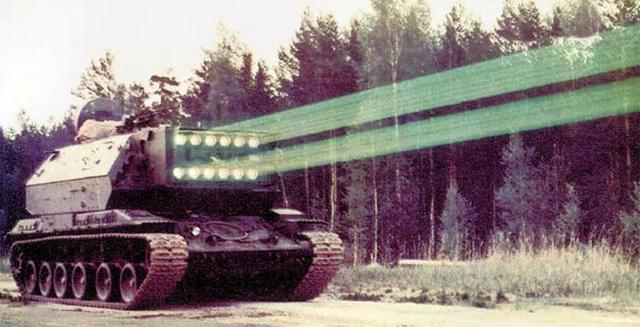 tenk- laser