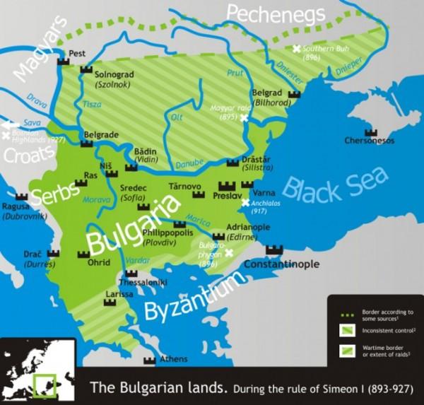 Prvo-bugarsko-carstvo-tokom-vladavine-cara-Simeona-I-krajem-9.-i-pocetkom-10.-veka