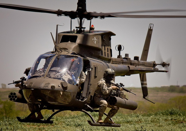 amerika- helikopter- kajova- worior