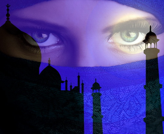 arapski- grad- noc